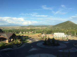 Girls Trip Park City view
