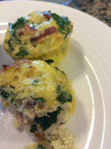 Girls trip quiche