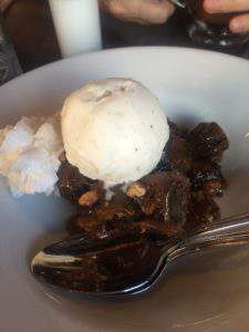 Girls trip brownie