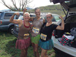 Victory at the Dirty Dash in Midway Utah