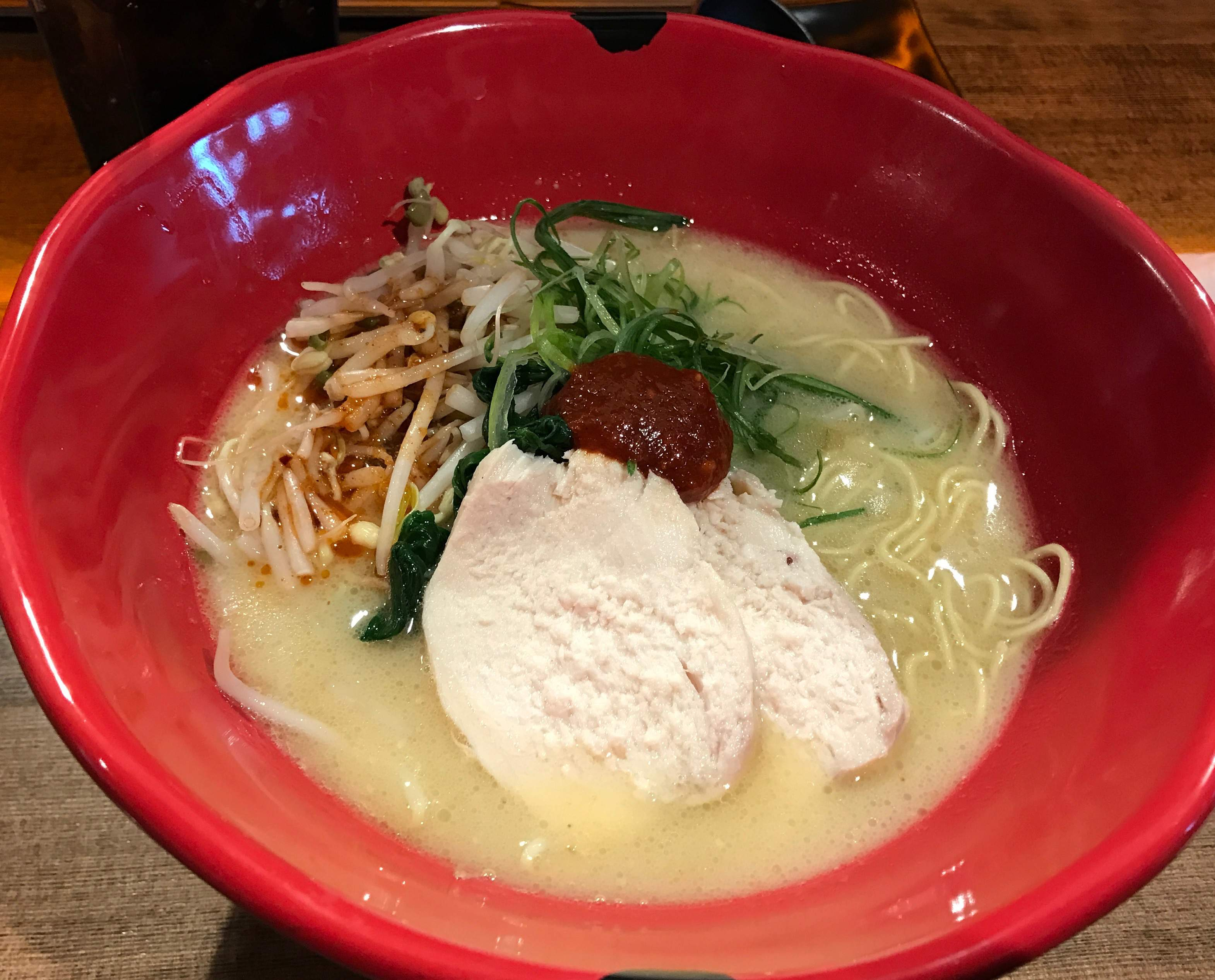 Ramen done right at JINYA Ramen Bar