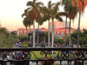 The Square in Centro Mazatlan
