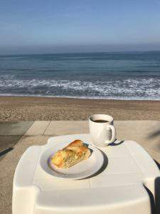 The perfect breakfast setting