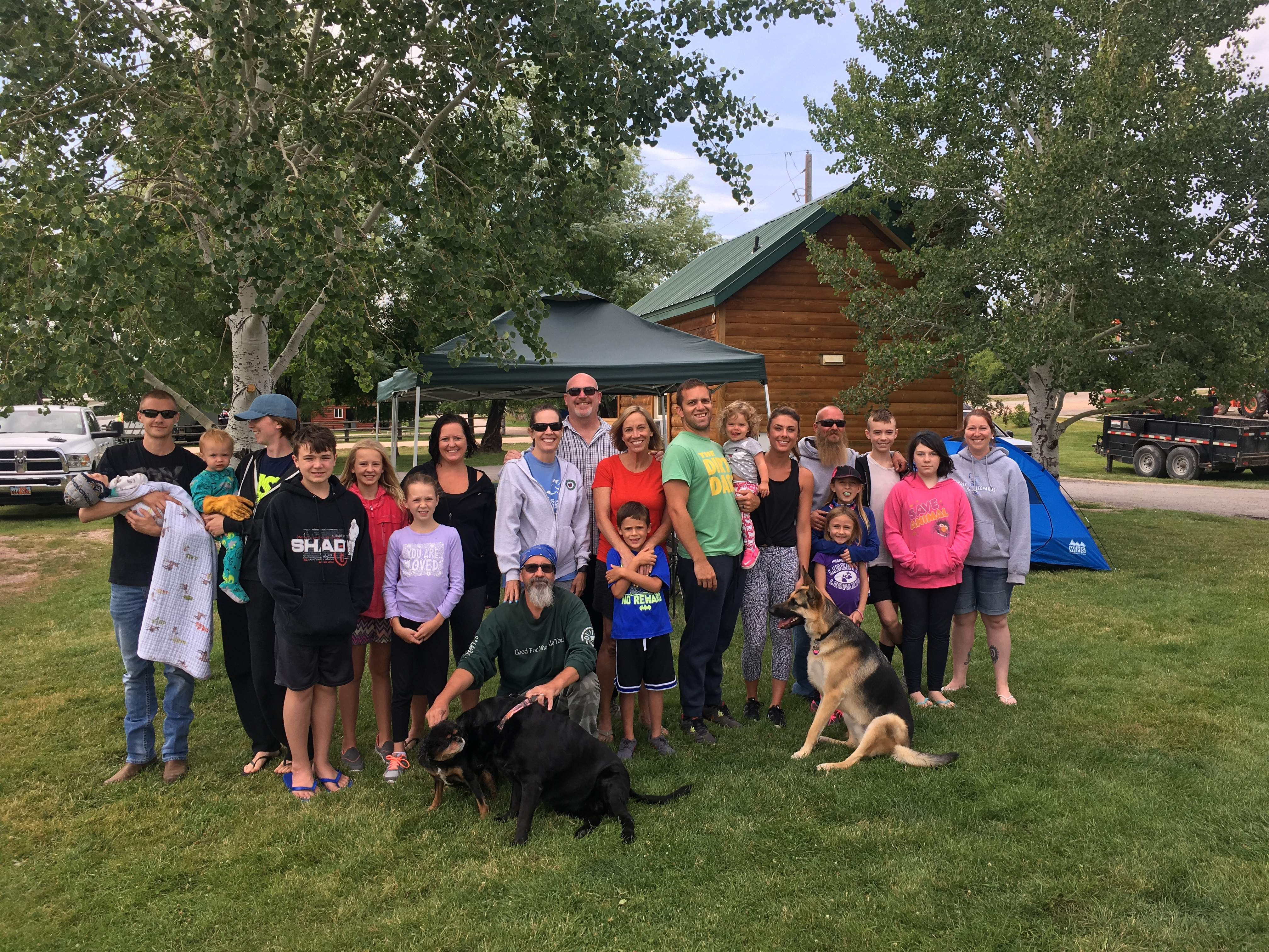 Bear Lake family vacation 2017