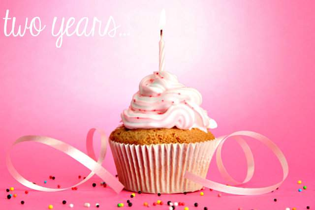 2nd blogiversary celebration (aka reader give-away)!
