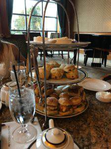 Friday favorites: afternoon tea at the Grand America Hotel