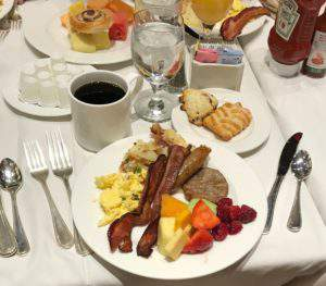Friday favorites: breakfast at Grand America
