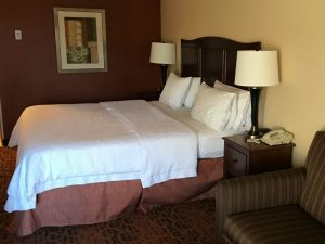 Utah Valley 10k accommodations - Hampton Inn