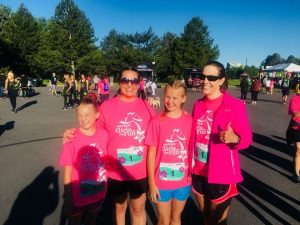 Another Girls on the Run 5K in the books