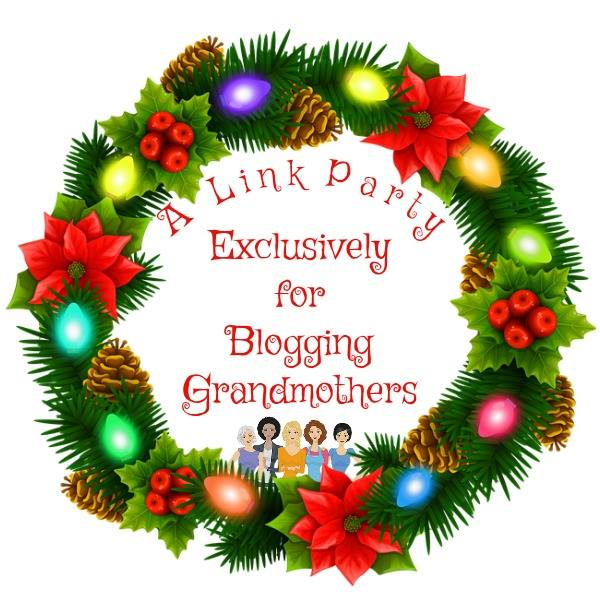 A link party exclusively for blogging grandmothers